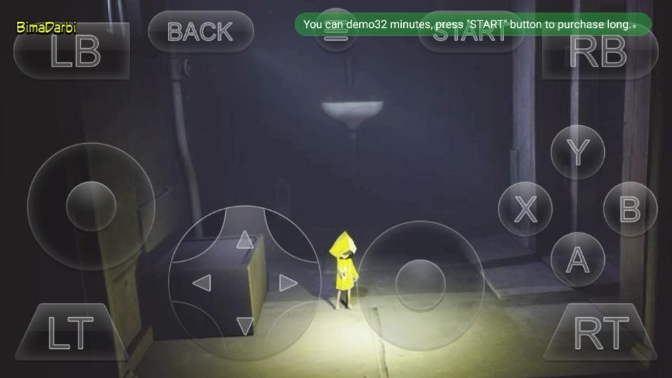 (Xbox Android) Little Nightmares | Xbox 360 Gloud Android #3