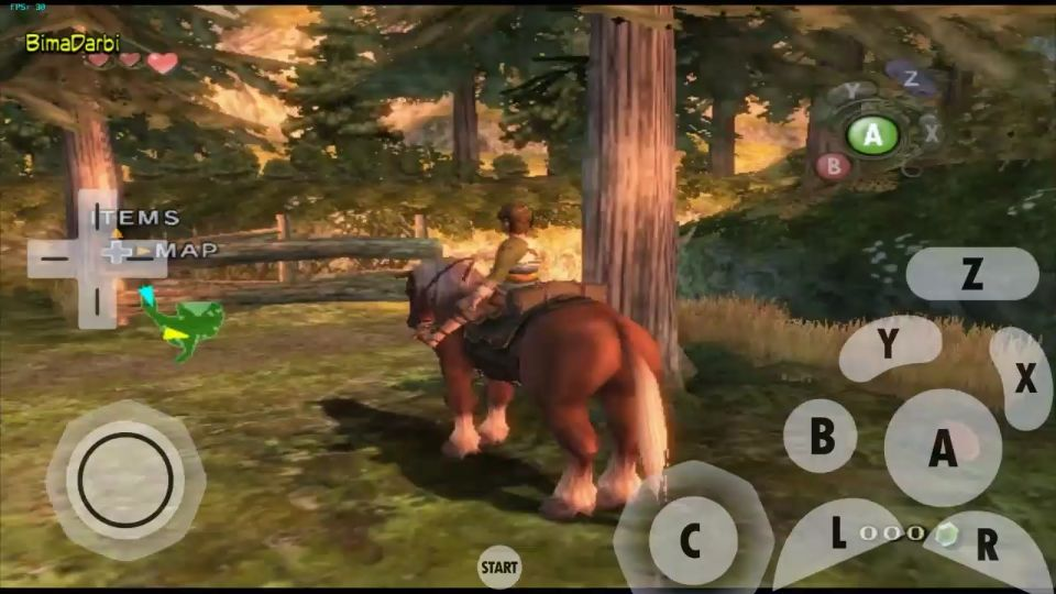 Wii Android) The Legend of Zelda: Twilight Princess | Dolphin