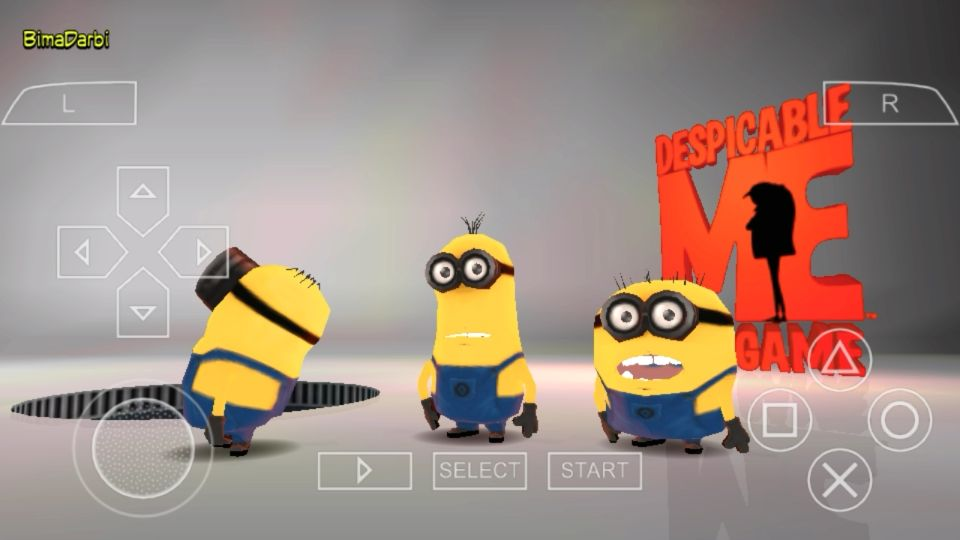 (PSP Android) Despicable Me | PPSSPP Android #1