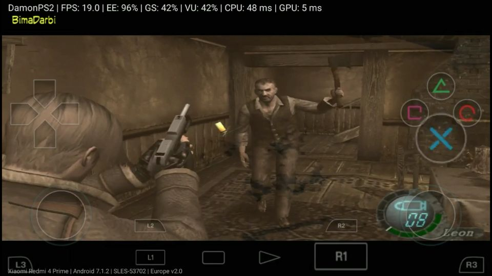 PS2 Android) DamonPS2 PRO (New PS2 Emulator + BIOS) | The
