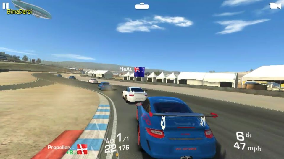 (Game Android HD) RR3: Real Racing 3 [Mod] | [Racing, 3D, HD, Offline, Mod] #2