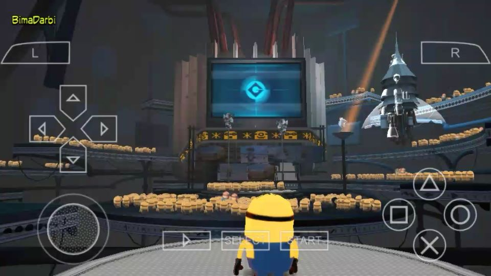 (PSP Android) Despicable Me | PPSSPP Android #2