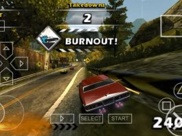PSP Android) Burnout Dominator | PPSSPP Android | Best