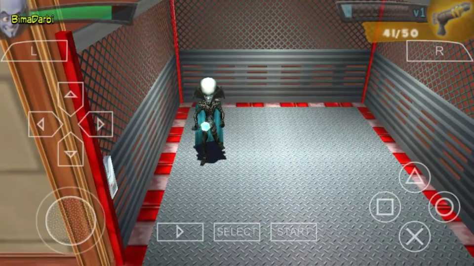 (PSP Android) Megamind: The Blue Defender | PPSSPP Android #3