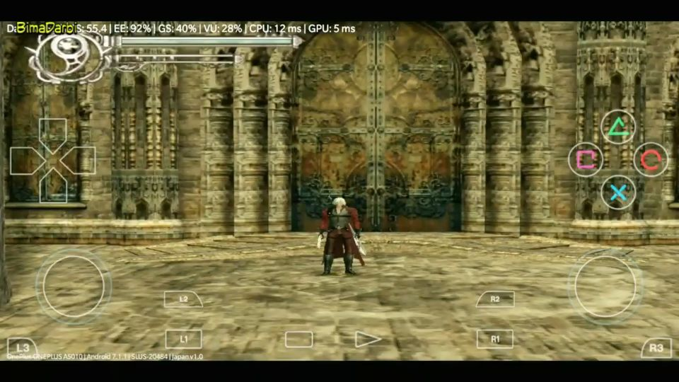 (PS2 Android) Devil May Cry 2 [Dante Disc] | DamonPS2 Pro Android #2