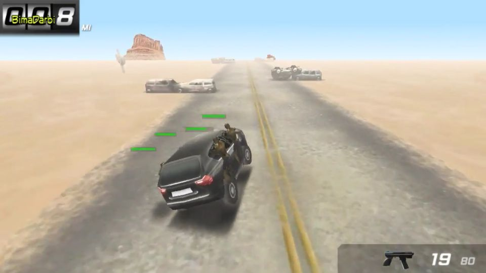 (Game Android HD) Zombie Highway | [Zombie, Survival, Action, Car, Offline, HD] #3
