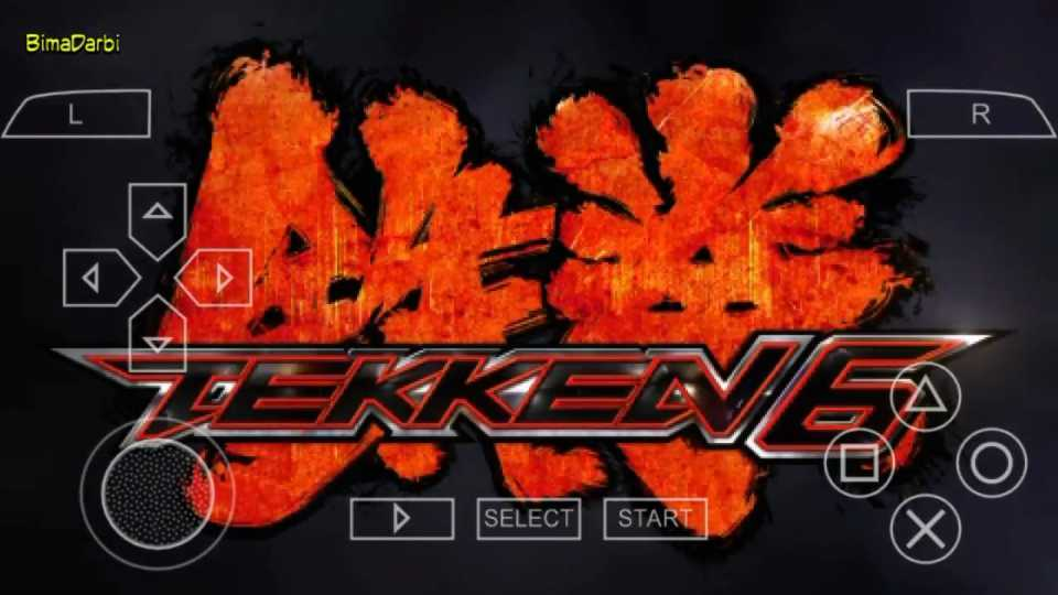 (PSP Android) Tekken 6 | PPSSPP Android #1