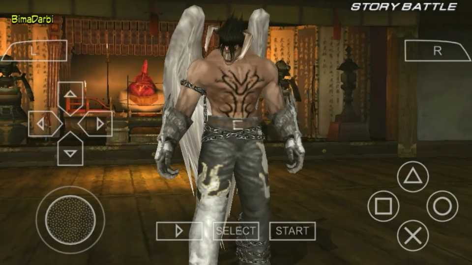 (PSP Android) Tekken 6 | PPSSPP Android #3