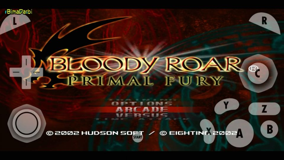 (GameCube Android) Bloody Roar: Primal Fury | Dolphin Emulator Android #1