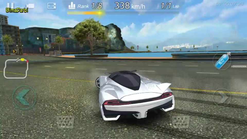 (Game Android HD) Crazy For Speed [Mod] | [Racing, 3D, Mod, Offline] #2