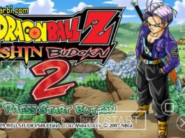 PSP Android) Dragon Ball Z: Shin Budokai 2 | PPSSPP Android