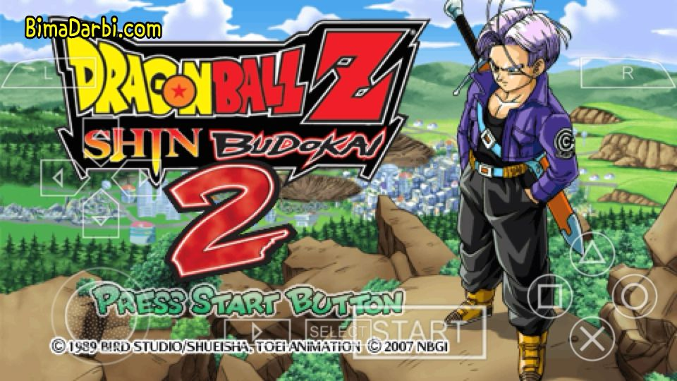 (PSP Android) Dragon Ball Z: Shin Budokai 2 | PPSSPP Android #1