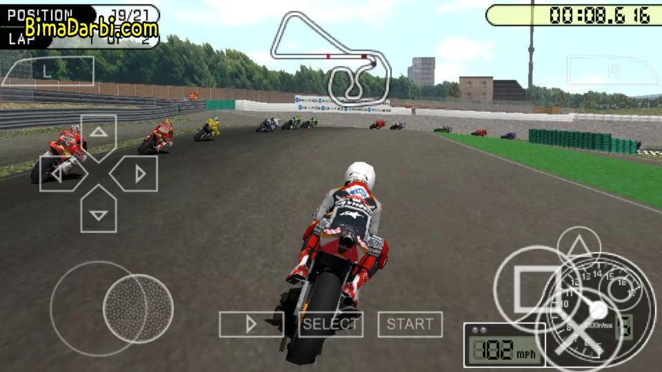 Ppsspp 0. 9. 7. 2 emulator] moto gp gameplay psp hd 720p.