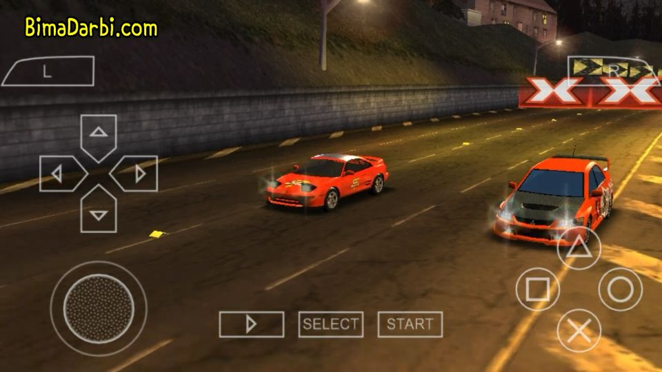 Need For Speed Carbon Ppsspp Android