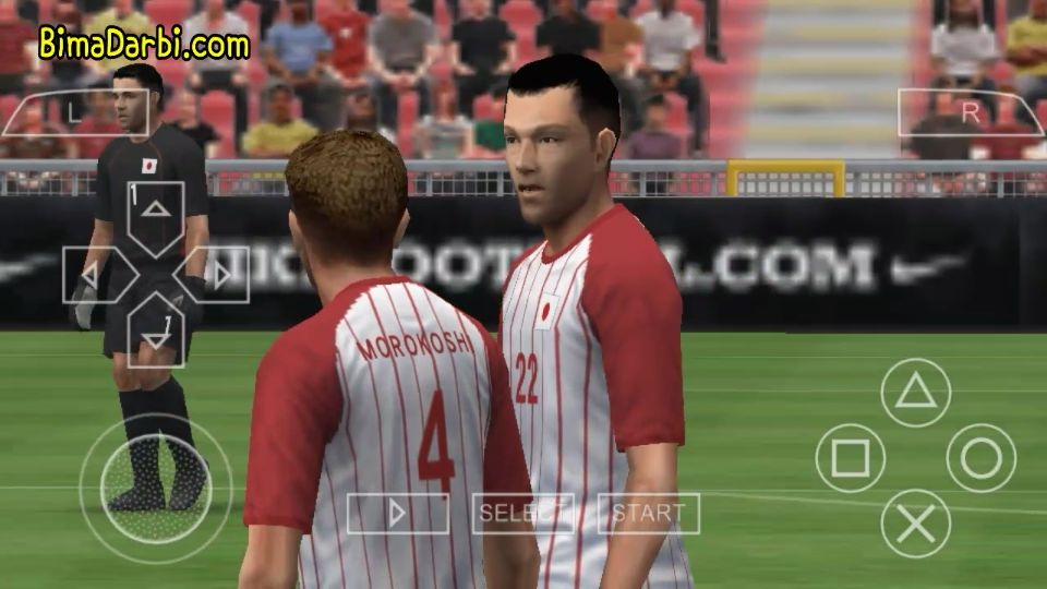 (PSP Android) Pro Evolution Soccer 2014 (PES 2014) | PPSSPP Android #3