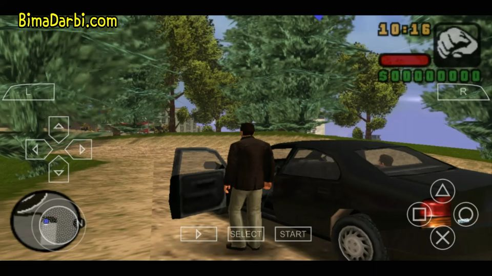 PSP Android) Grand Theft Auto: Liberty City Stories | PPSSPP Android