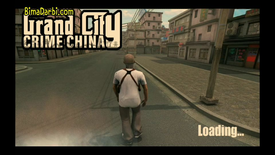 (Game Android HD) Grand City Crime China Town Auto Mafia Gangster | [Action, Shooter, Open World, Offline] #2