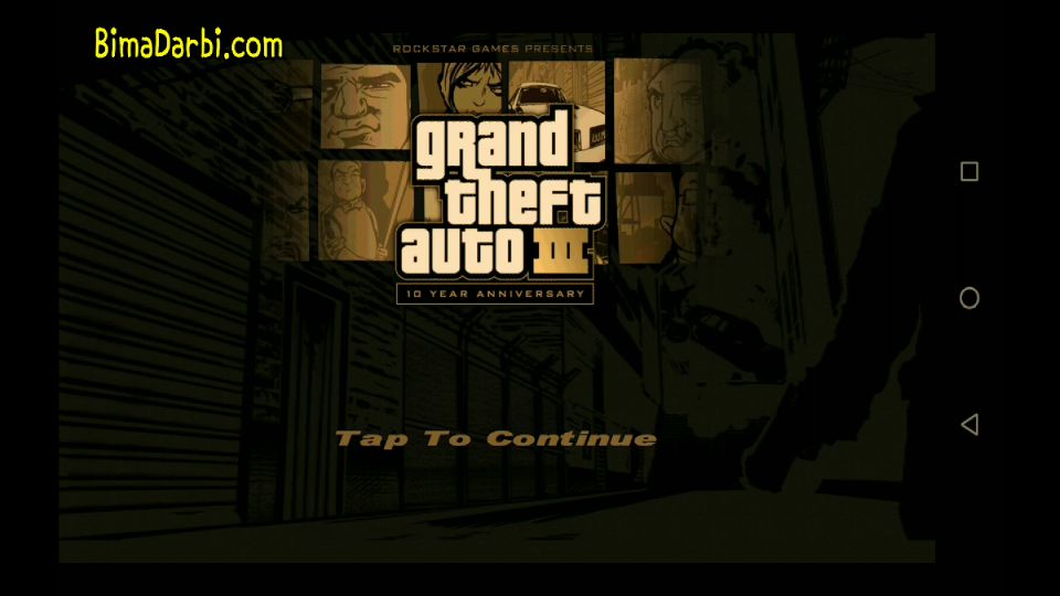 (Game Android HD) Grand Theft Auto III [Mod] | [Action, Shooter, Open World, Mod Offline] #1