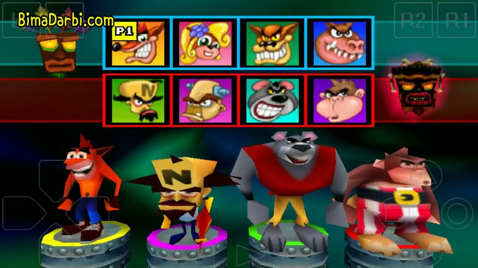 (PS1 Android) Crash Bash | ePSXe Android #2