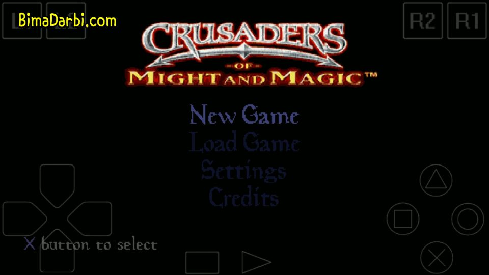 (PS1 Android) Crusaders of Might and Magic | ePSXe Android #1