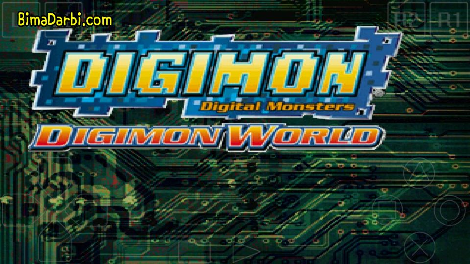 (PS1 Android) Digimon World 3 | ePSXe Android #1