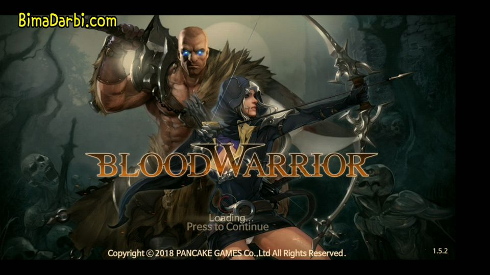 (Game Android HD) BloodWarrior [Mod] | [RPG, Mod, Offline] #1