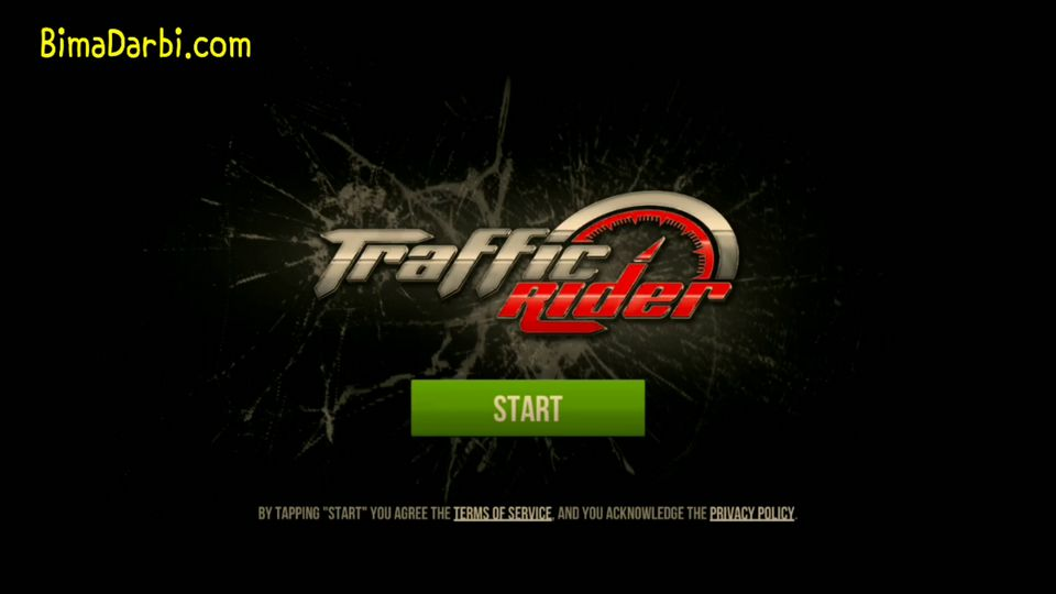 (Game Android HD) Traffic Rider | [Racing, Simulation, Offline] #1