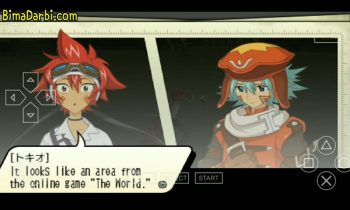 (PSP Android) .hack//Link | PPSSPP Android | Best Setting For Android