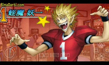 (PSP Android) Eyeshield 21: Portable Edition | PPSSPP Android | Best Setting For Android