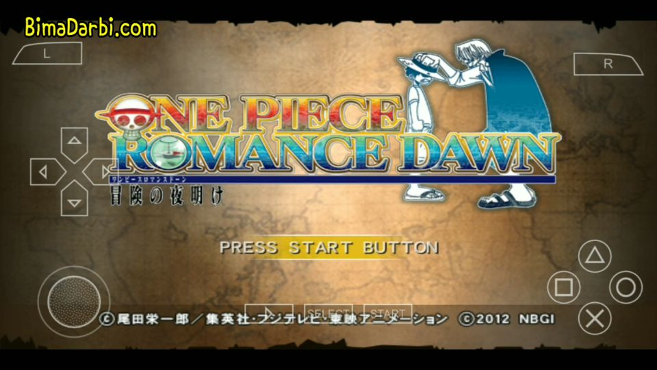 PSP Android) One Piece: Romance Dawn | PPSSPP Android | Best