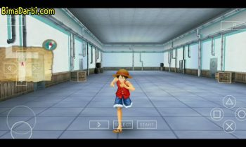 (PSP Android) One Piece: Romance Dawn | PPSSPP Android | Best Setting For Android