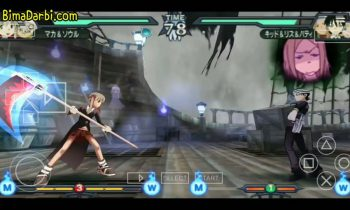 (PSP Android) Soul Eater: Battle Resonance   PPSSPP Android   Best Setting For Android
