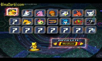 (PS2 Android) Digimon Rumble Arena 2   DamonPS2 Pro Android   The Fastest PS2 Emulator for Android