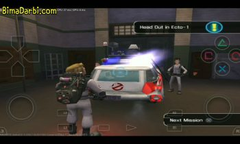 (PS2 Android) Ghostbusters: The Video Game   DamonPS2 Pro Android   The Fastest PS2 Emulator for Android