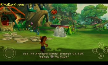 (PSP Android) Crash of the Titans   PPSSPP Android   Best Setting For Android