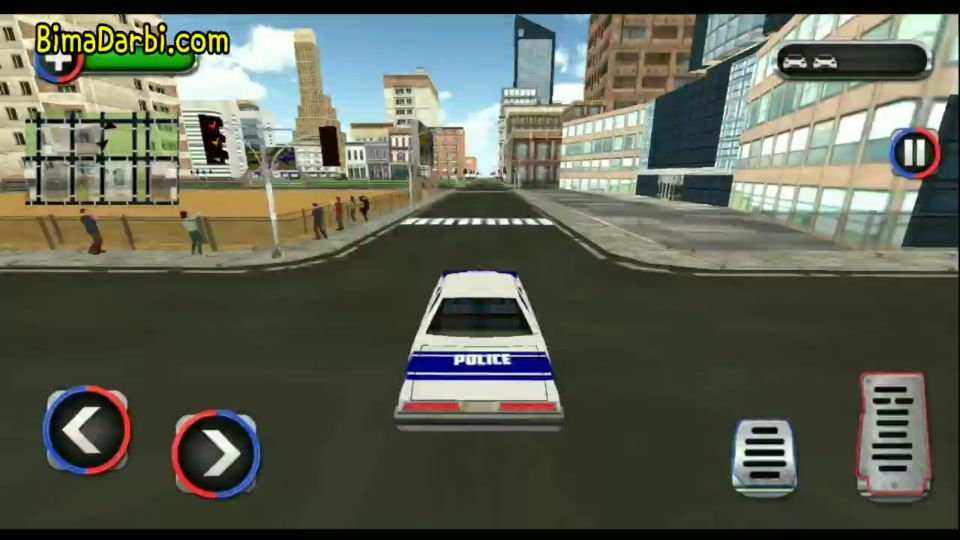 (Game Android HD) Police Demolition Derby Racing | [Racing, Open World, Simulation, Offline] #2