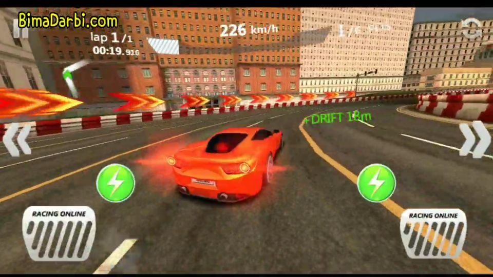 (Game Android HD) Street Chasing Speed Racing | [Racing, Offline] #3