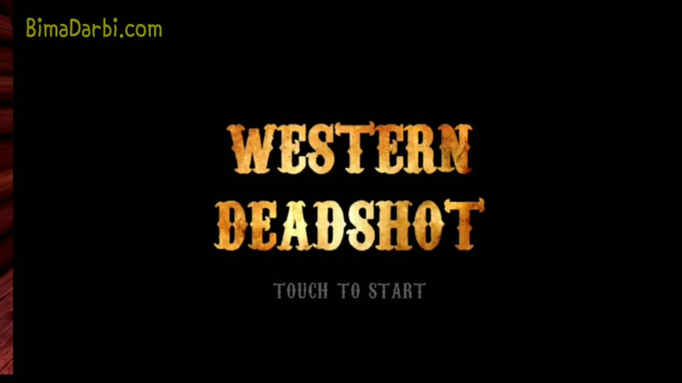 (Game Android HD) Western Deadshot | [Action, Shooter, Offline] #1