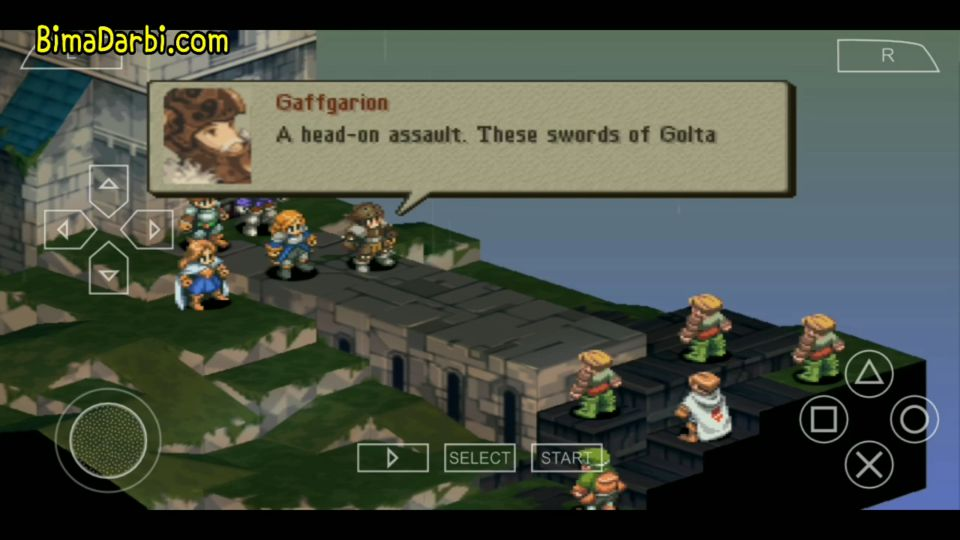 (PSP Android) Final Fantasy Tactics: The War of the Lions | PPSSPP Android #3
