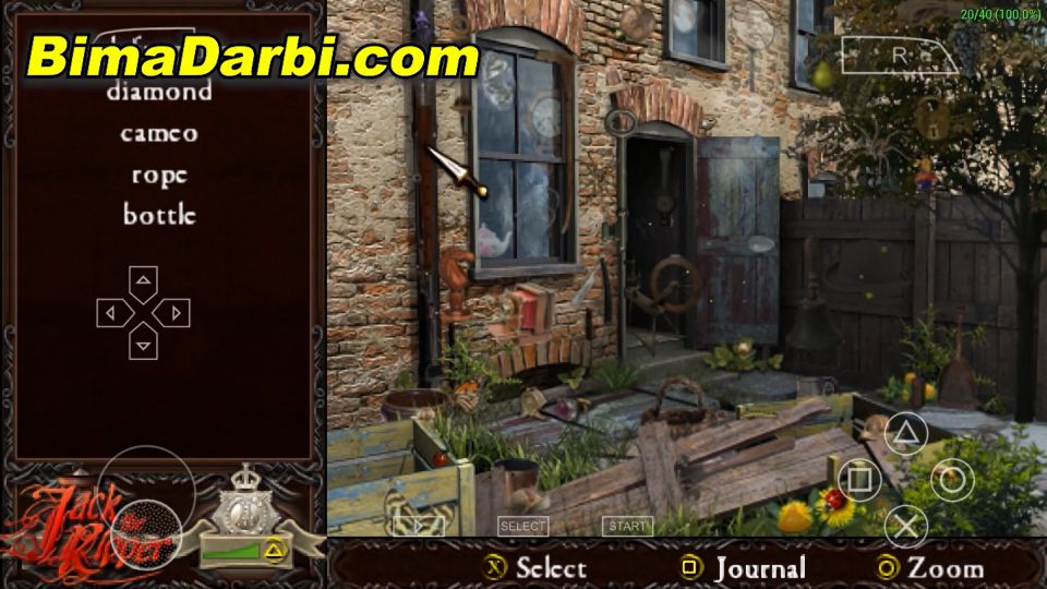 PSP Android) Actual Crimes: Jack The Ripper | PPSSPP Android | Best