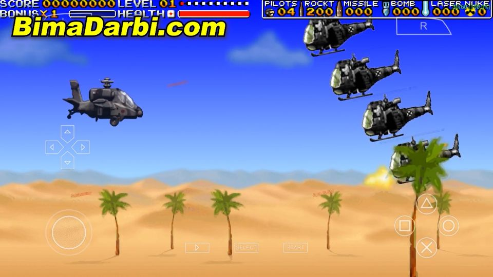 (PSP Android) Apache Overkill | PPSSPP Android #2