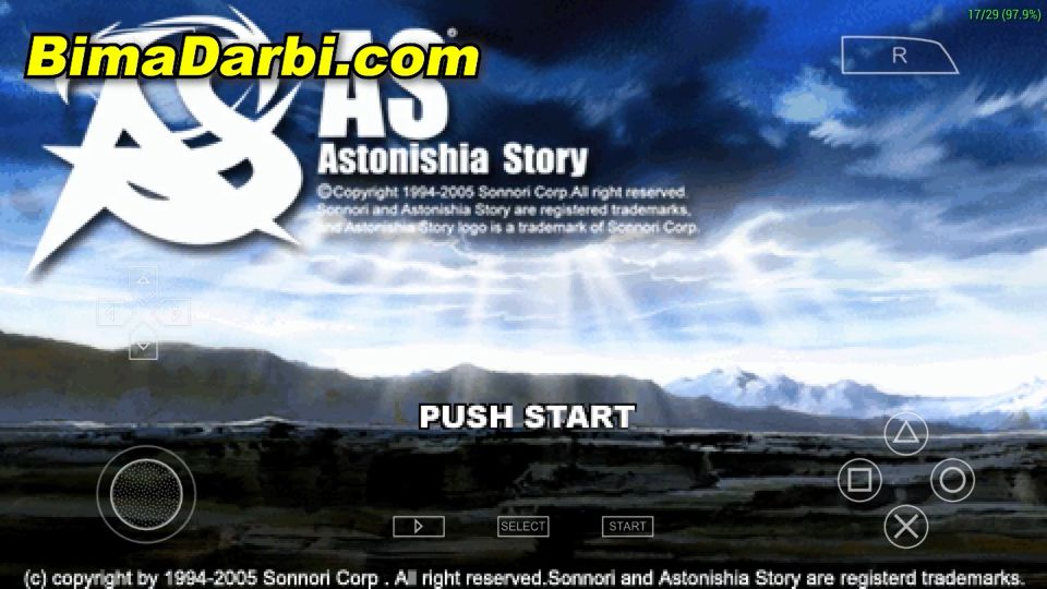 (PSP Android) Astonishia Story | PPSSPP Android #1