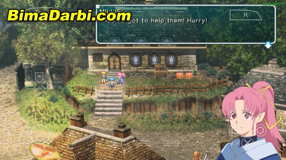 (PSP Android) Star Ocean: First Departure   PPSSPP Android #2