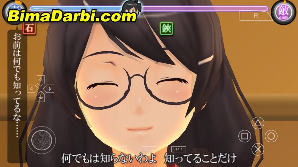 (PSP Android) Bakemonogatari Portable   PPSSPP Android #2