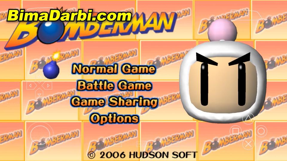(PSP Android) Bomberman | PPSSPP Android #1