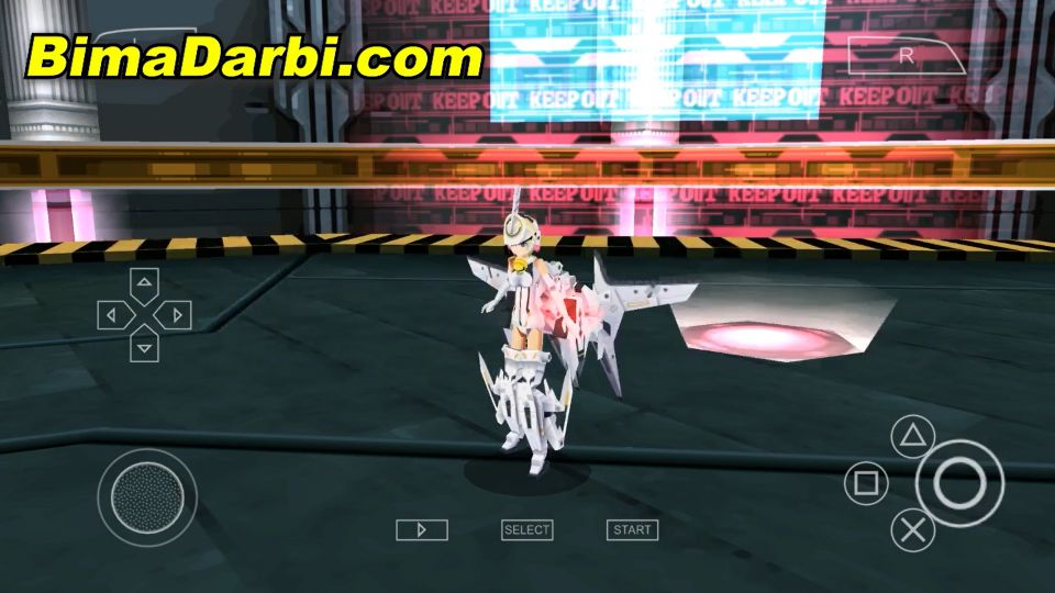 (PSP Android) Busou Shinki: Battle Masters Mk. 2 | PPSSPP Android #3