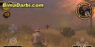 (PSP Android) Cabela's African Safari | PPSSPP Android | Best Setting For Android #2