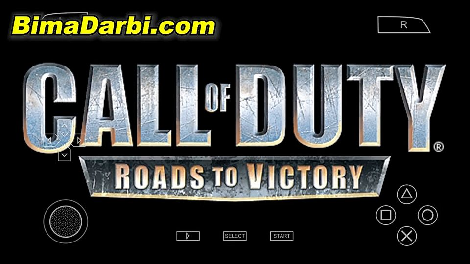 (PSP Android) Call of Duty: Roads to Victory | PPSSPP Android | Best Setting For Android #1