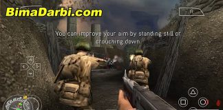 (PSP Android) Call of Duty: Roads to Victory | PPSSPP Android | Best Setting For Android #3