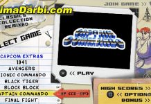 (PSP Android) Capcom Classics Collection Remixed   PPSSPP Android   Best Setting For Android #2